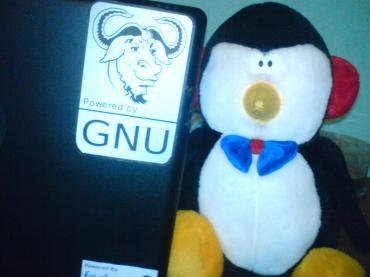 TUX Y GNU